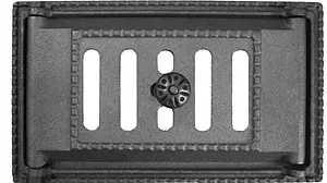 Дверки поддувальные для печи