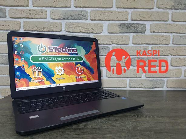 Ноутбук HP Celeron N2840 ОЗУ 4GB Рассрочка KASPI RED!Гарантия год!