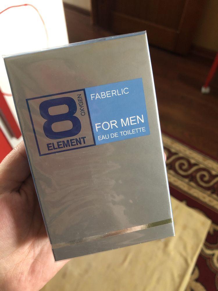 Туалетная вода для мужчин 8 element