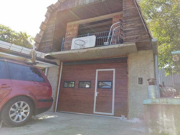 Usa de Garaj Sectionala  - Montaj Jud Bistrița