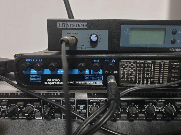 Placa sunet / Interfata audio MOTU Audio Express nu Rme Maudio Korg