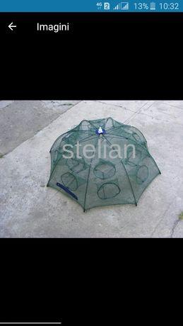 Varsă tip umbrela 14 intrari_Halau diametru 90cm