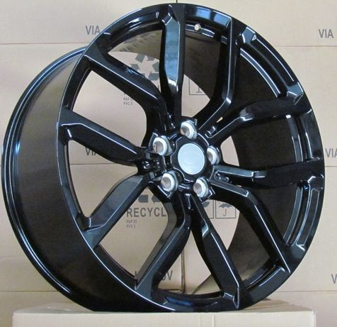 20 Джанти Range Rover SVR Full Black Supercharged Lumma
