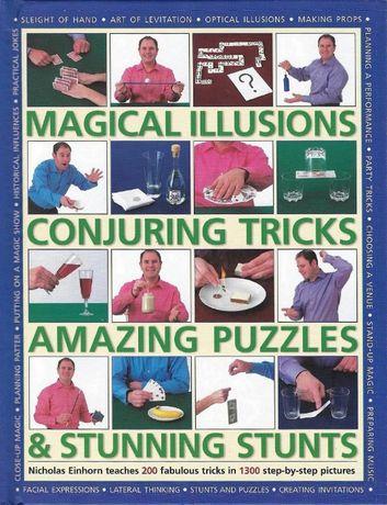 Super carte iluzii magice, iluzionism, mentalism, prestidigitatie