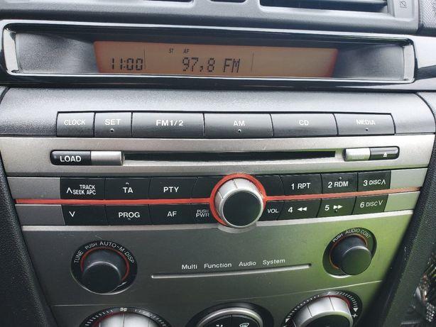 Cd player Mazda 3