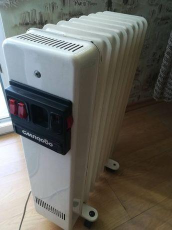 Радиатор Смядово със 7 ребра и термостат
