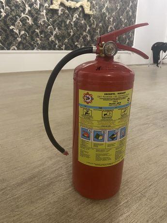 Огнетушитель ОП-5 порошковый