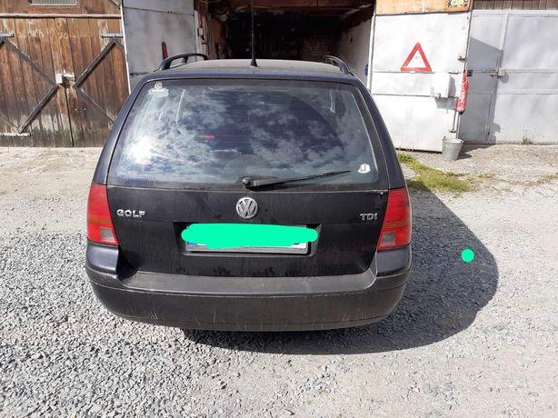 *Vând Volkswagen Golf Variant 1.9 TDI*