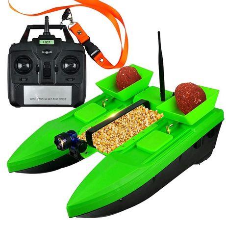 Barca/Navomodel de pescuit plantat si nadit momeala cu telecomanda Fly