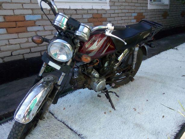 Мотоцикл Racer 110