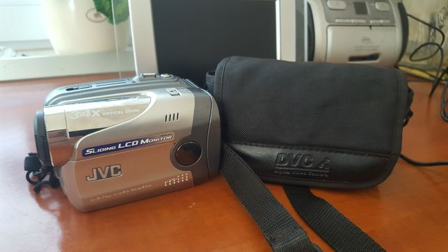 CAMERA  video JVC mini DV, model GR-DA20 E