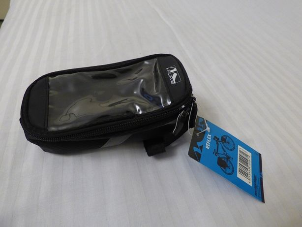 Vand borseta impermeabila bicicleta M-Wave pt telefon, GPS