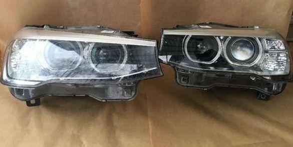 Бмв Х3 ксенон / BMW X3 ляв и десен фар фарове lqv desen far farove