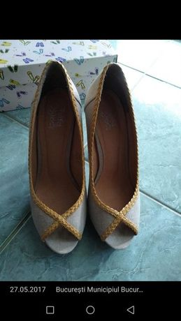 Pantofi dama 38