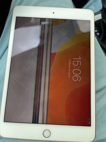 Ipad mini 5 со сломанным экраном