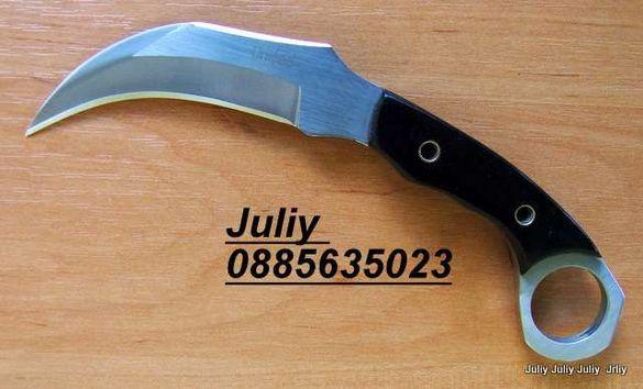 Карамбит с фиксирано острие United Claw Cutter /Hibben Claw III gh2029