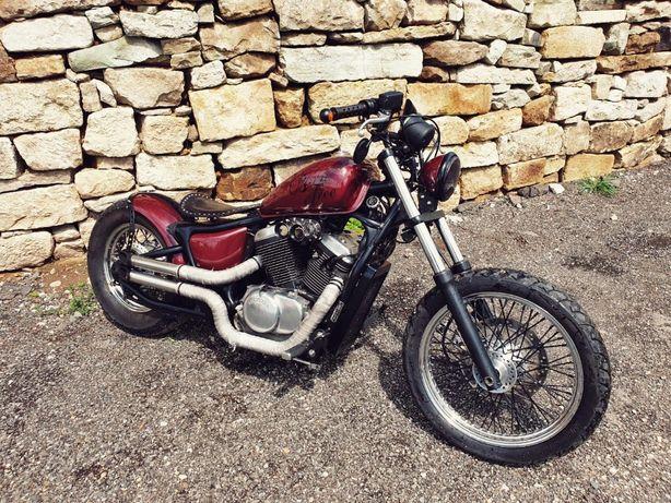 HONDA Shadow VT 600 bobber custom