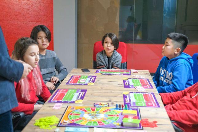 CASHFLOW - Денежный поток мастер-класс для детей по Р Кийосаки. Жмите!