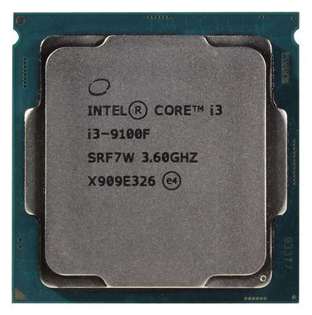 I3 9100f процессор