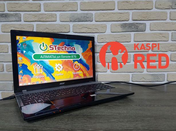 Ноутбук Acer AMD A10 ОЗУ 4GB Рассрочка KASPI RED!Гарантия год!
