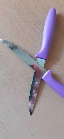 Два броя  ножчета за плодове