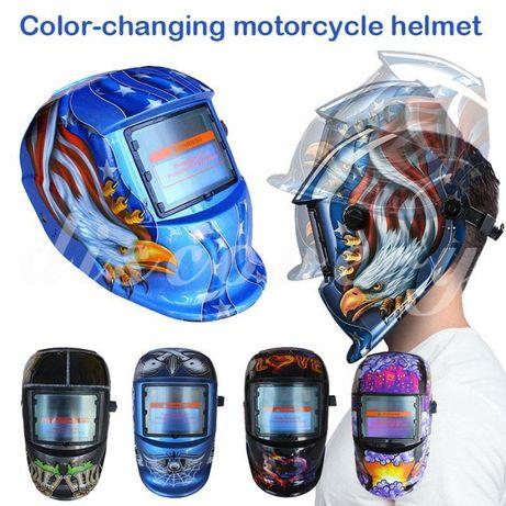 Соларна маска - Заваръчен шлем - соларен заваръчен шлем