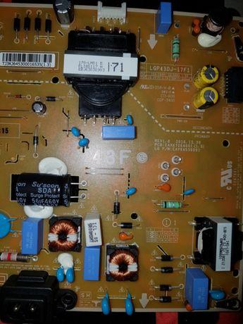 Placa de baza tv smart Lg 5900pla 108 cm. 4,5 ore de functionare.
