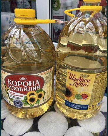 Продам подсолнечное масла опт и розница