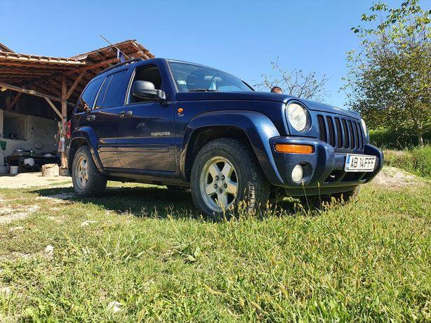 Vand/schimb jeep, 2,5cm3/4x4cuplabil, 2005