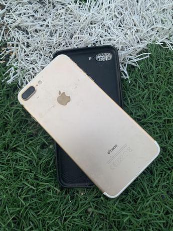 Продаю iphone 7 plus 32gb в отличном состояний