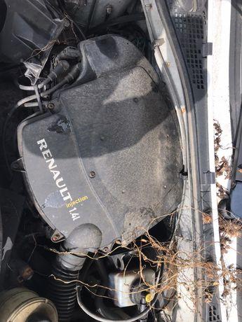 Motor dacia logan de 1.4 40000km