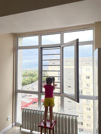 Решетки на окна Защита для детей от выпадения  + сетки в ПОДАРОК