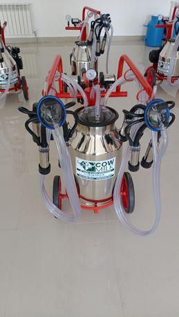 Доильный аппарат 2 пульсатора Турция