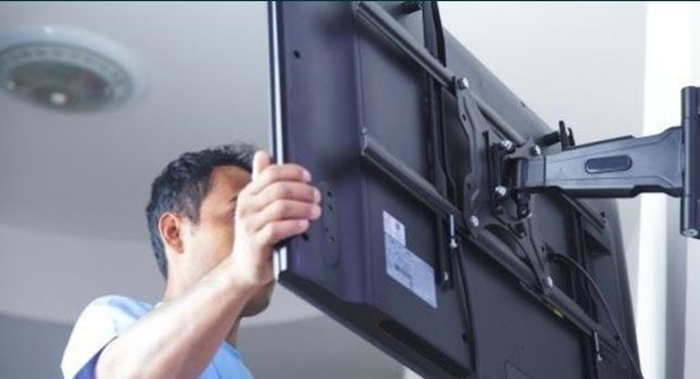 Кронштейн для телевизора настенное крепление для телевизора тв