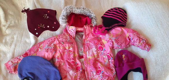Зимни якета за момиче104, 140