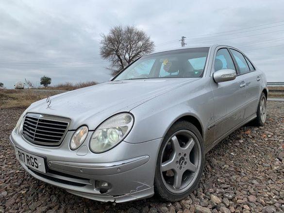 $На Части$ Мерцедес Е320 ЦДИ 2004 В211 Mercedes E320 CDI W211