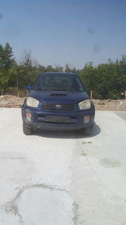 Тойота Рав 4 2.0D4D