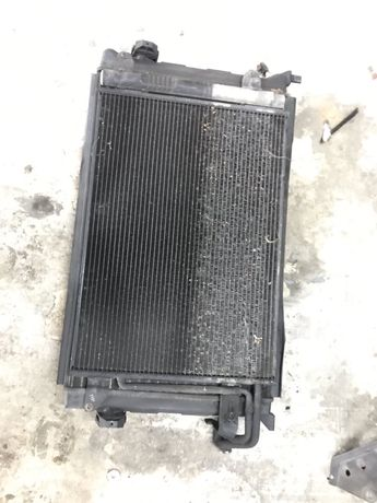 перки воден климатичен радиатор VW Golf 5 1.6 FSI