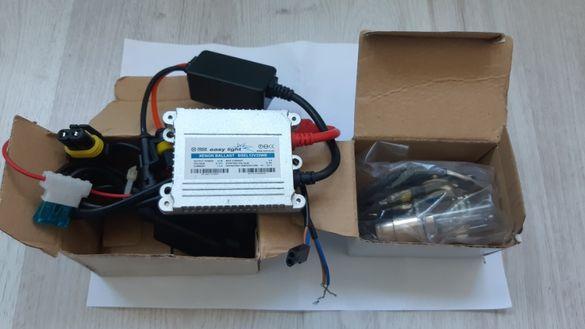 Нова ксенонова система за фар H6 35W 6000K за мотор, ендуро Yamaha