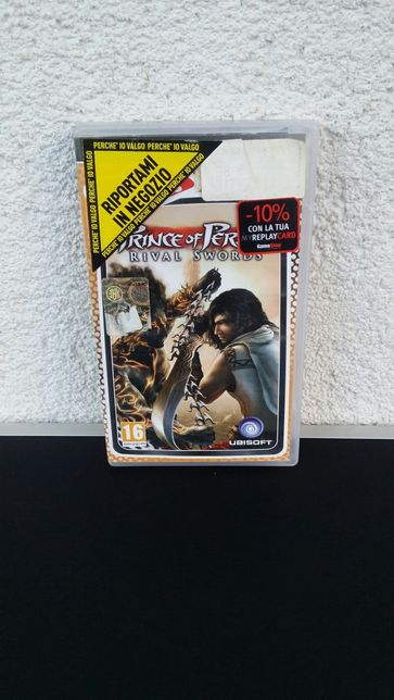 Joc - CD - PSP - Prince of Persia - Rival Swords
