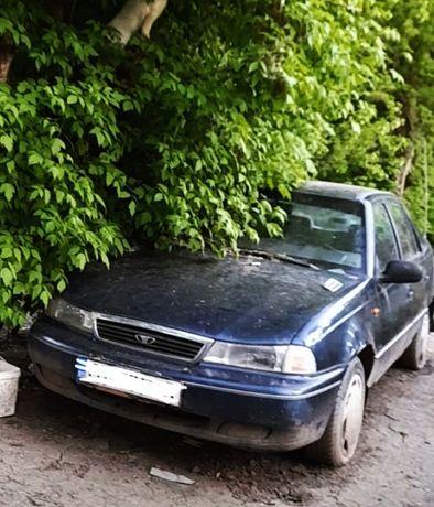 Vand Cielo Daewoo doar pt dezmembrări mașina vine cu catalizator