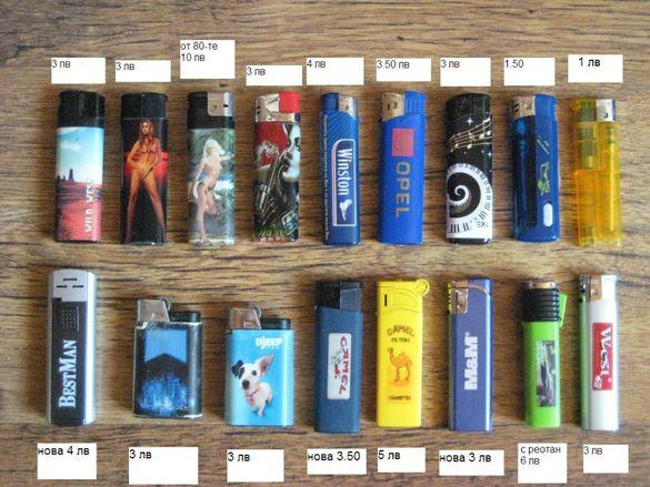 Запалки и кибрити за колекции