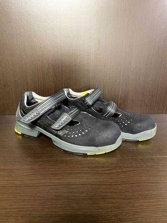 Работни олекотени немски обувки UVEX ниско изрязани, предпазни обувки