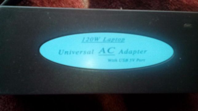 Incarcator universal 120W cu port USB 5V