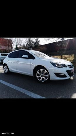 Opel Astra Opel Astra J 1,7 ECO diesel 110cp, fab. 2014