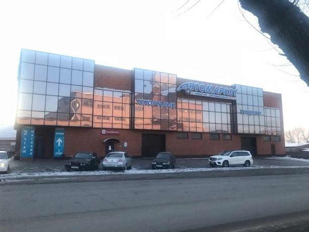 Торговая площадь и офисы Автомаркет от 20-500 метров