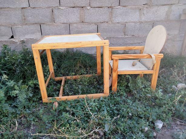 детской стол бомба.