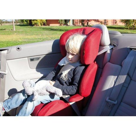 Scaun auto copii Bellelli Miki Plus Red Grupa 2 3 (15-36 Kg)