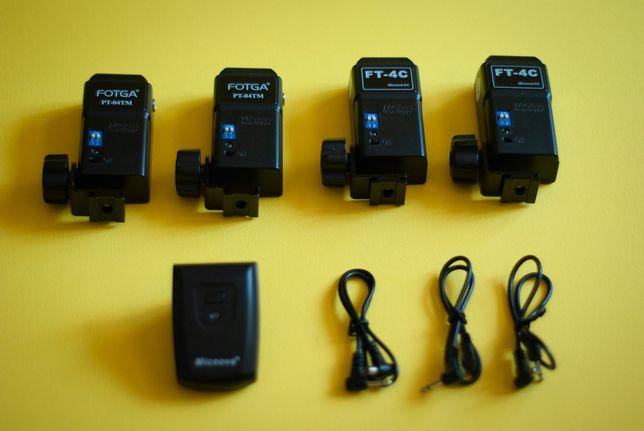 Kit transmitter (transmitator, declansator) radio pt blitz extern