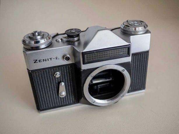 Body/corp aparat foto Zenit E, URSS